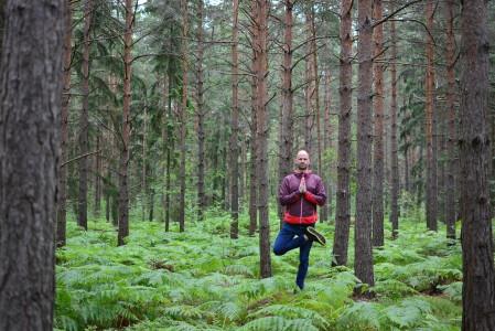 Utmaning yoga Uppsala