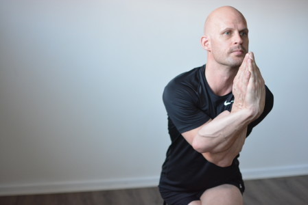 yoga för män