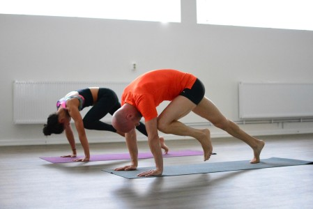power yoga uppsala